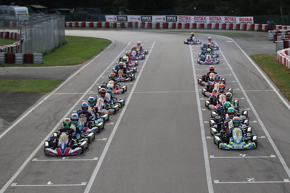 The Rotax Winter Cup heads to Spain