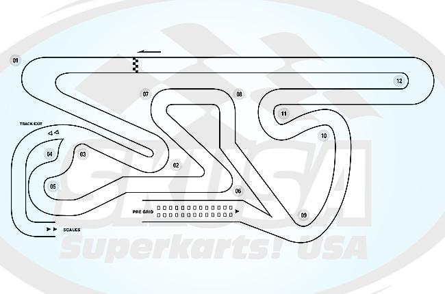 SKUSA unveils Supernationals XIX track design