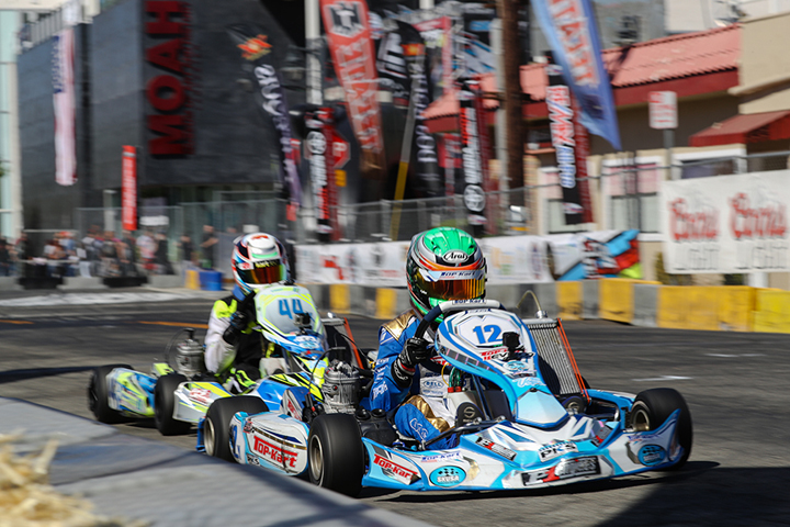 California Prokart Challenge, Streets of Lancaster Grand Prix - October 2 2016