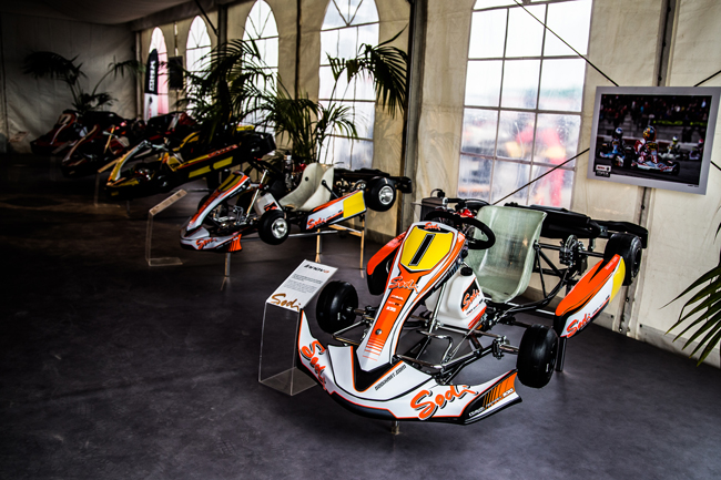 Sodi awarded Rotax Distributor of the Year 2014