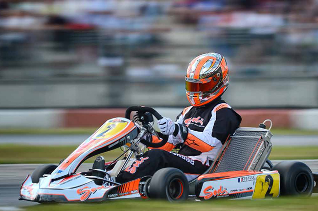 Sodi Racing Team goes on the offensive