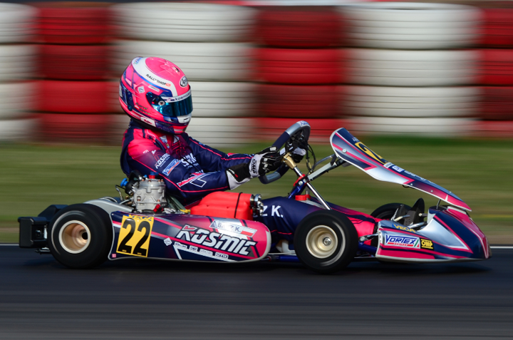 Kosmic Kart Racing Department - DKM and Euro in Genk