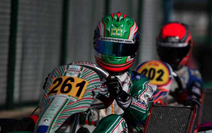 4 CIK-FIA titles in a weekend
