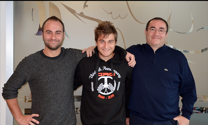 Mirko Torsellini rejoins CRG: debut at the Trofeo delle Industrie