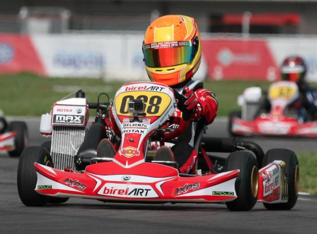 RMCGF 2016 - Thomas Nepveu grabs the Mini MAX prefinal win