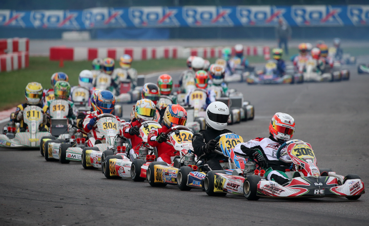 Successful end for the  Rok Cup International Final 2016 in Lonato