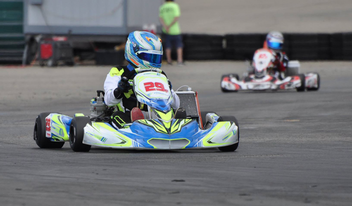 Los Angeles Karting Championship, CalSpeed Karting Center – October 16 2016, RND. 9