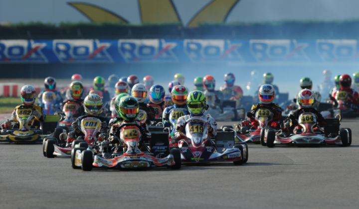 Rok Cup International Final of records