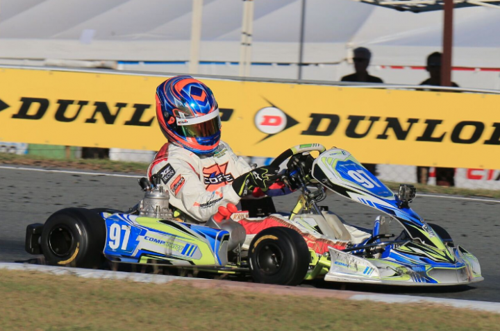 Huge numbers for Australian Kart Championship opener in Newcastle