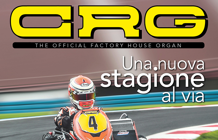 CRG introduces  the Factory Official House Organ