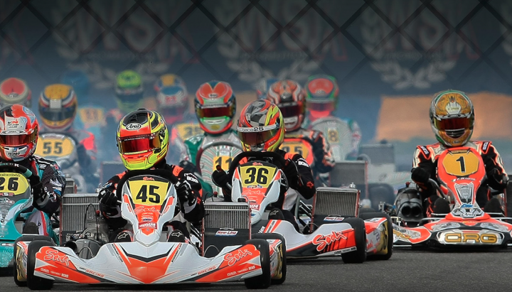 WSK Super Master Series at Muro Leccese (I) from 16th to 19th March, 2017