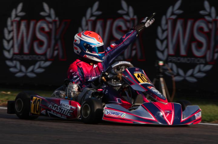 Hajek's win in KZ2