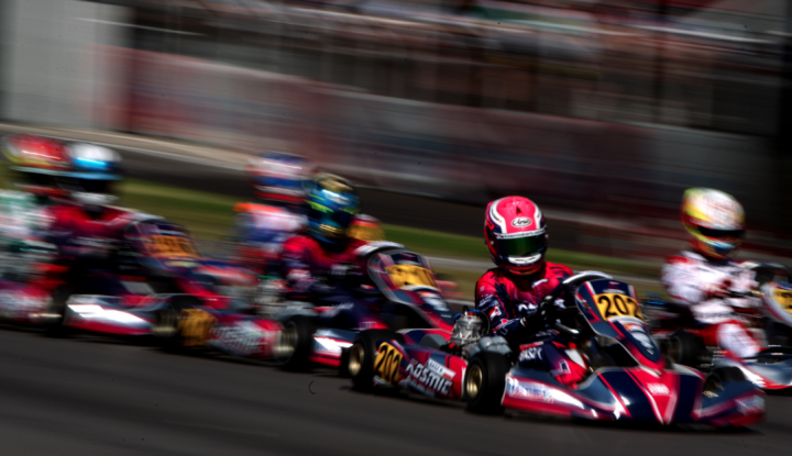 Kosmic triumphs in KZ2 and OK in Sarno
