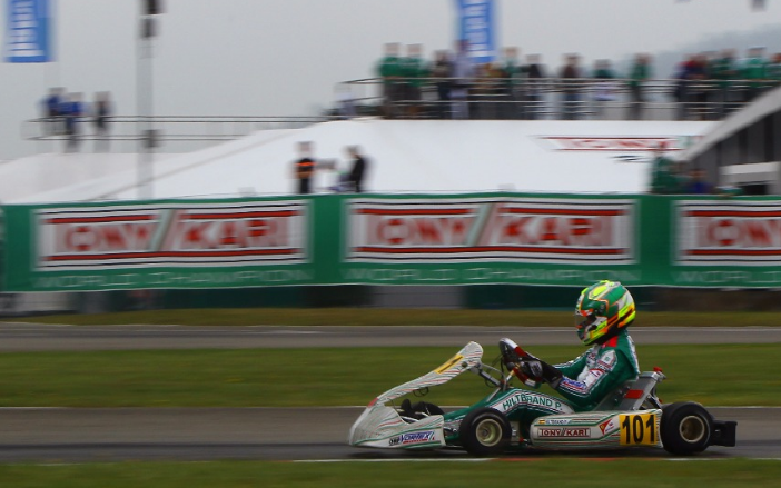 European championship for OK, KZ2 and OKJ in Le Mans