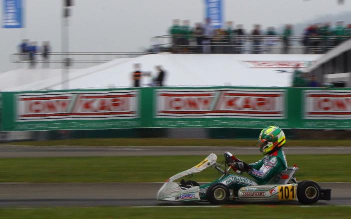 European championship for OK, KZ2 and OKJ in Le Mans