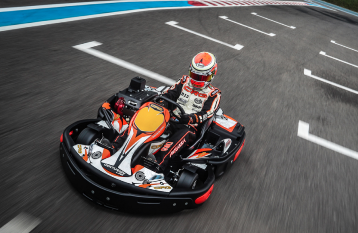 Regulations of the Kart World Contest by CRG