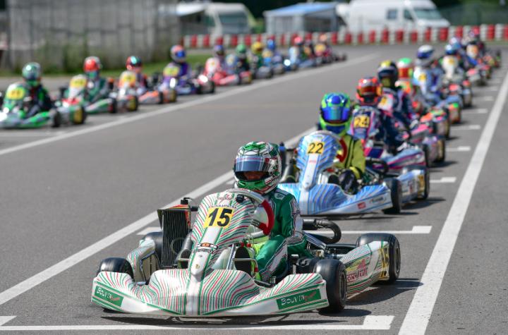 Rotax MAX Euro Challenge, Wackersdorf - Round 3, June 30th 2017