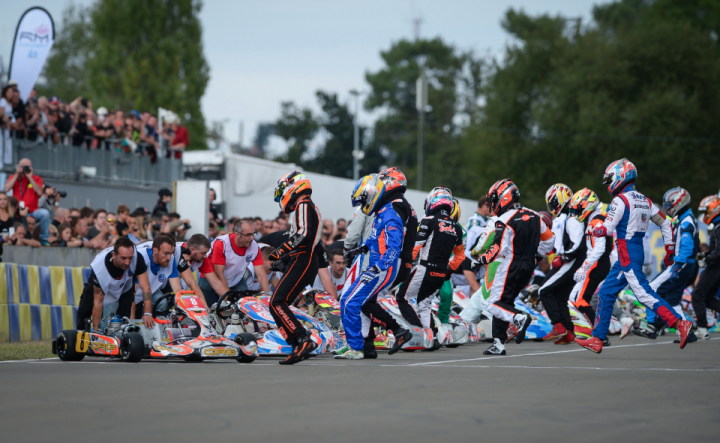 CRG to field a dream team  at the 24H Karting of Le Mans