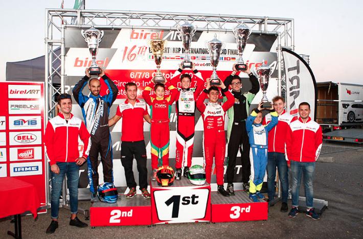 EasyKart International Finals, 7 Laghi Kart - October 8th 2017