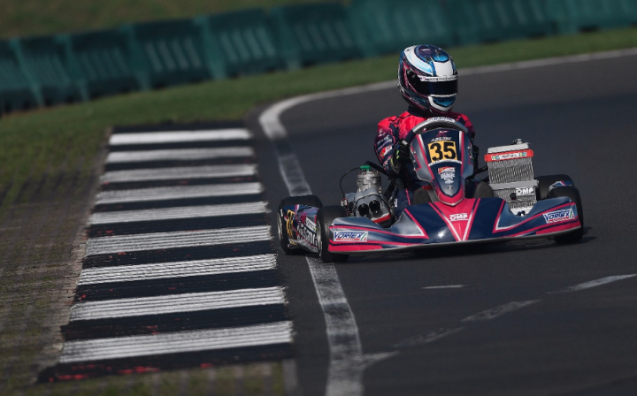 OTK Group teams in Adria for the WSK Final Cup
