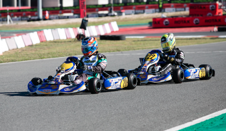Jac Preston, the young Aussie rising star dreams the KZ in Europe