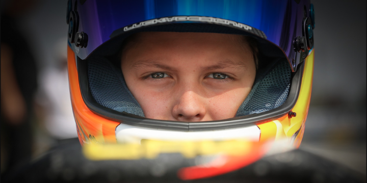 Laurens Van Hoepen joins Tony Kart in OKJ.