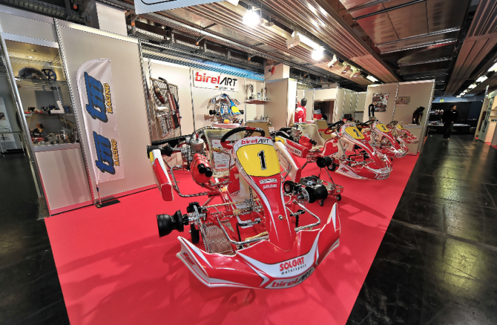 Record: more than 40 chassis brands in Offenbach!