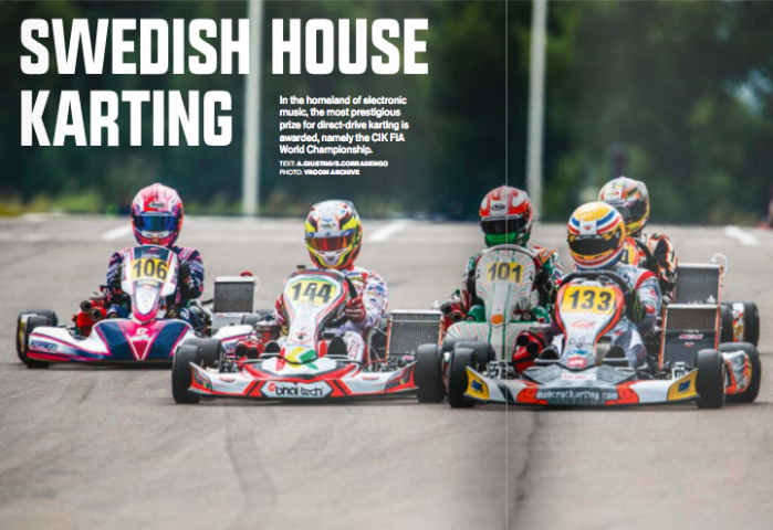 CIK World - Swedish House Karting