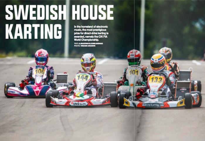 CIK World - Swedish House Karting
