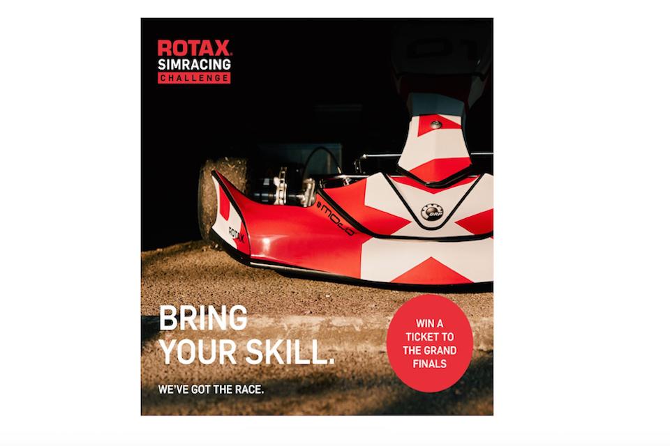 BRP-ROTAX goes eSport