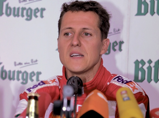Michael Schumacher, «karting at the base of everything»