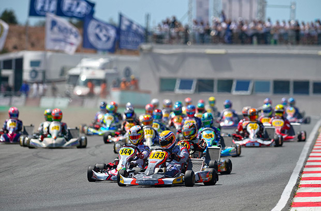 New Race format for 2016 CIK races