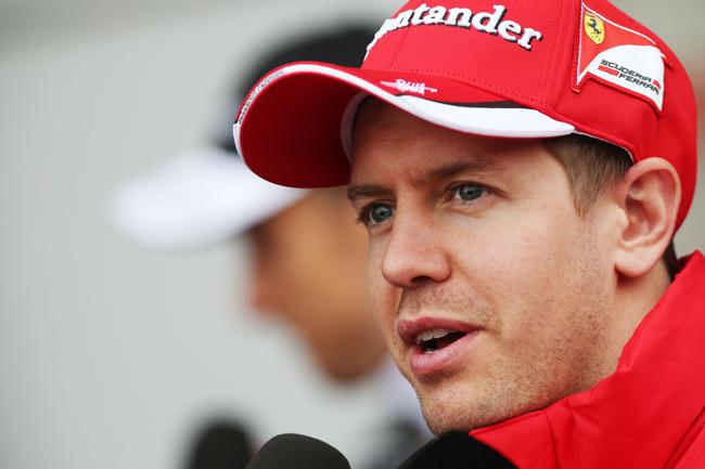 Sebastian Vettel becomes new DKM patron