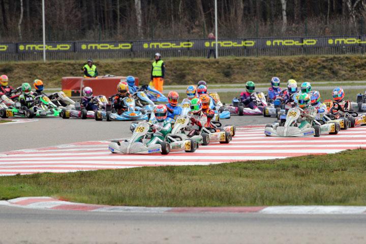 ROTAX MAX Euro Challenge ahead of Season Finale