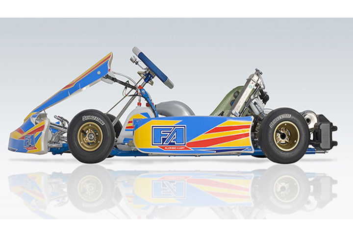 FA Kart presents 2017 chassis