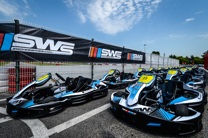 The biggest global event of the Sodi World Series is approaching