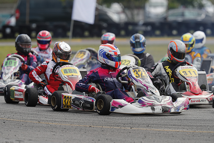 X30 Southeast Asia, Shah Alam Circuit - Round 4, July 9th
