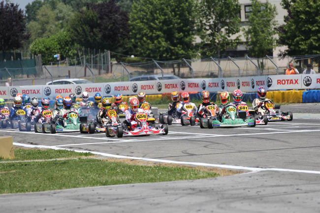 ROTAX Euro Challenge to visit the Home of Karting
