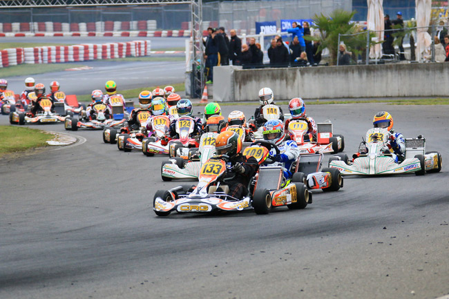 Exciting races at the DKM season kick-off