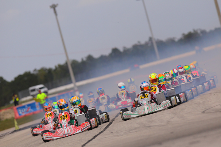 Pre-registation for round 2 of ROK Cup Florida Championship now open