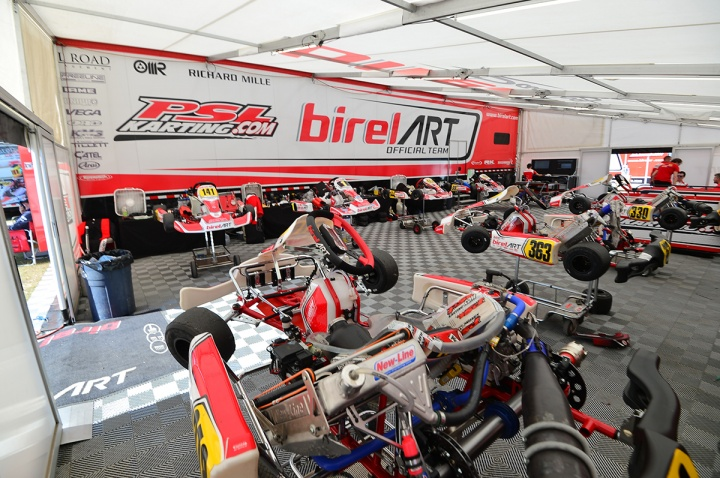 BirelART North America enters twenty at Superkarts! USA Winter Series