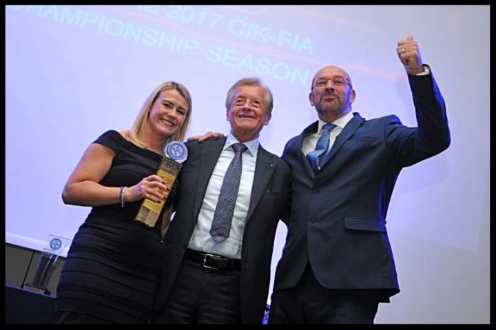 TVKC receive 'Beste Event' award