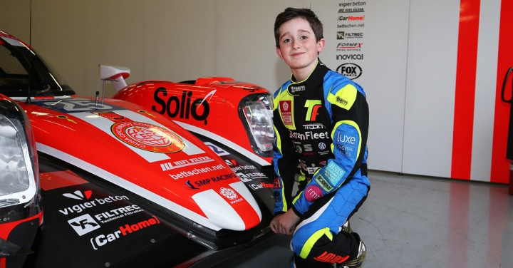 Form karting to LMP - Talking to Joseph Taylor