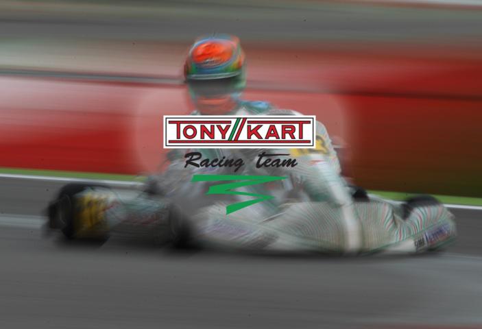 Tony Kart Racing Team's drivers and races 2018