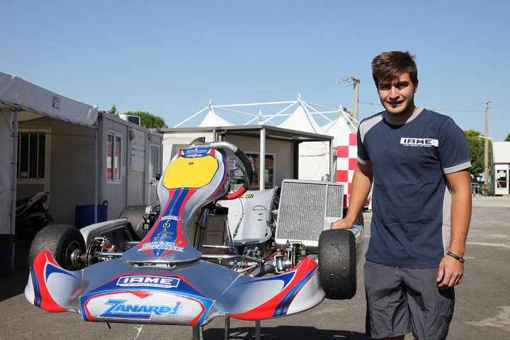 Big numbers awaited in Adria at the fourth round of the Italian ACI Karting Championship