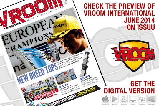 Vroom International June 2014 out now!!!