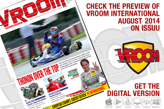 Vroom International August 2014 out now!!!
