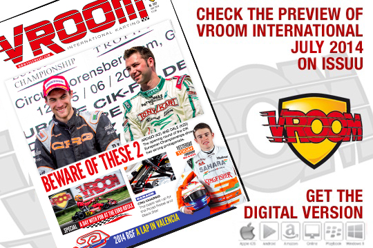 Vroom International July 2014 out now!!!