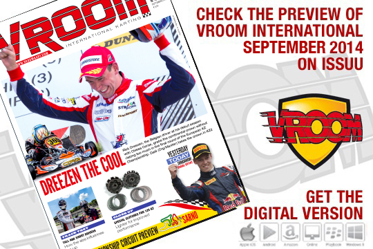 Vroom International September 2014 out now!!!