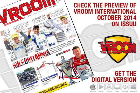 Vroom International October 2014 out now!!!